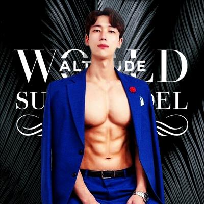 #1 YOUNG SU (31) Actor/Model